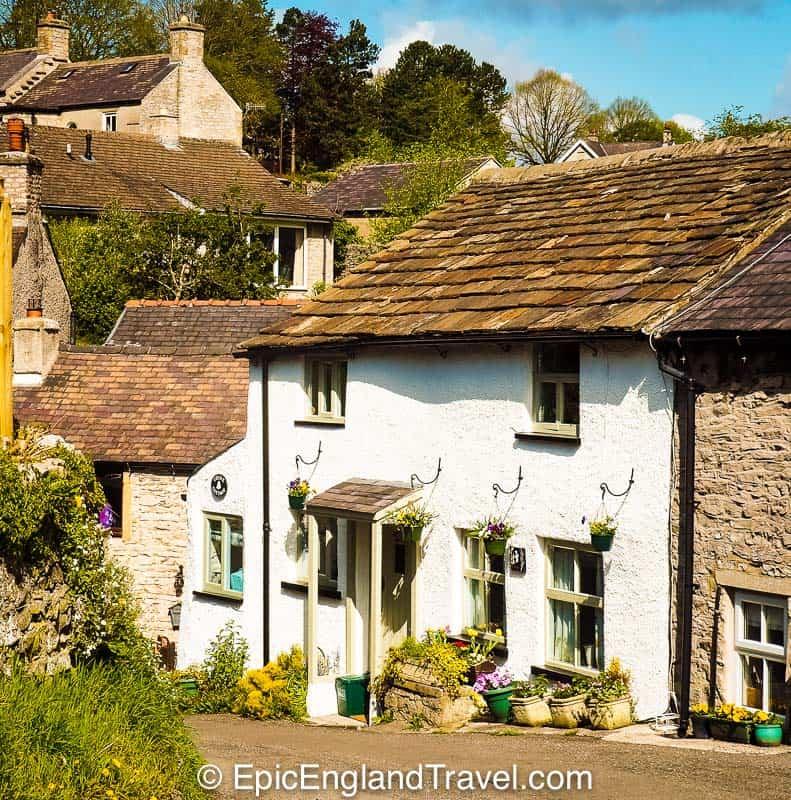 typical English village